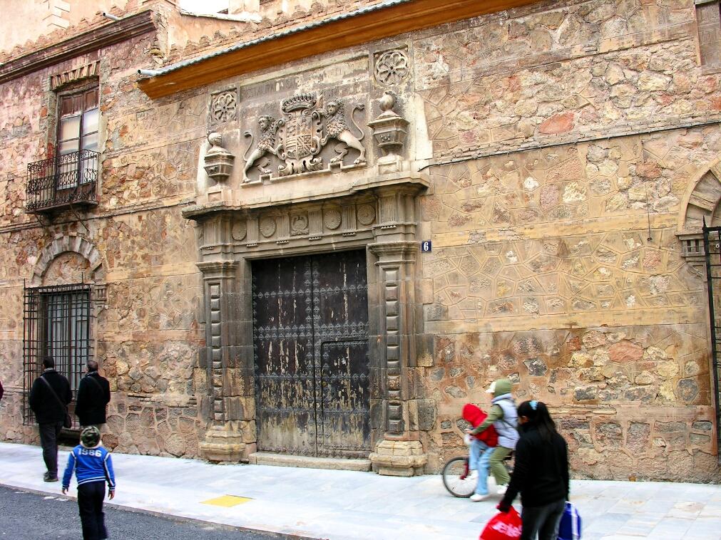 Lorca, Palacio San Julián
