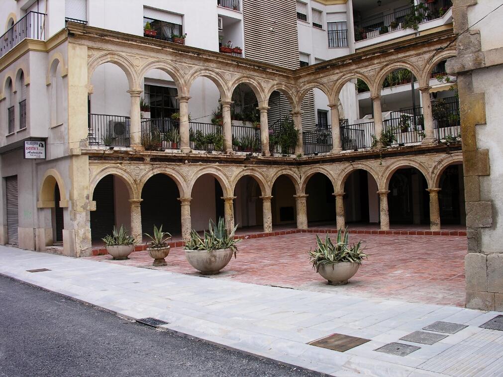Lorca, Dominican Cloister