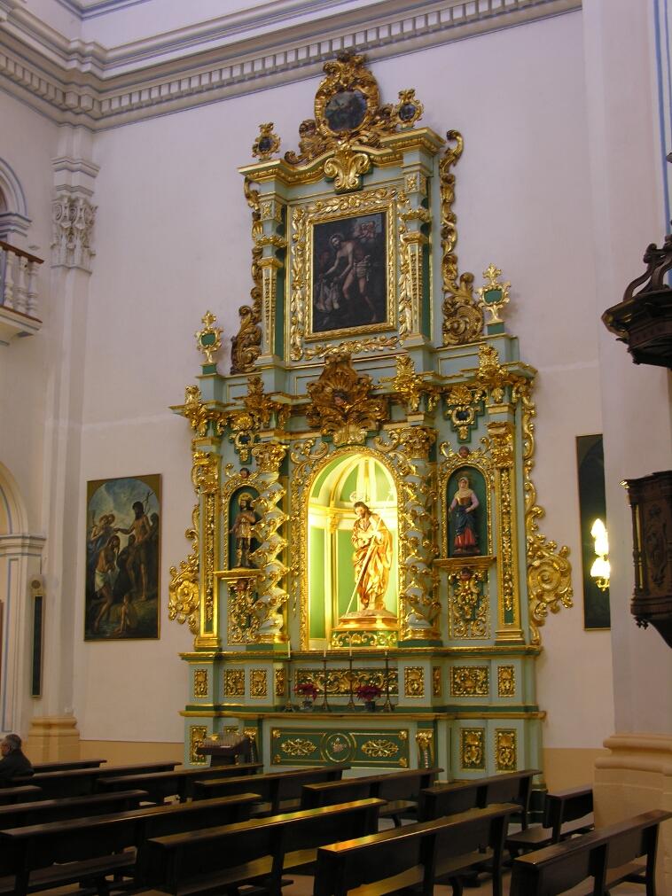 Lorca, Paso Blanco 2