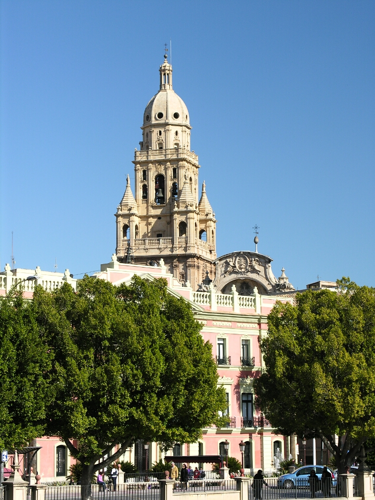 Murcia, Cathedral, Campanile