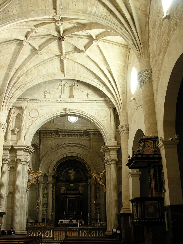 Orihuela, Santiago, nave