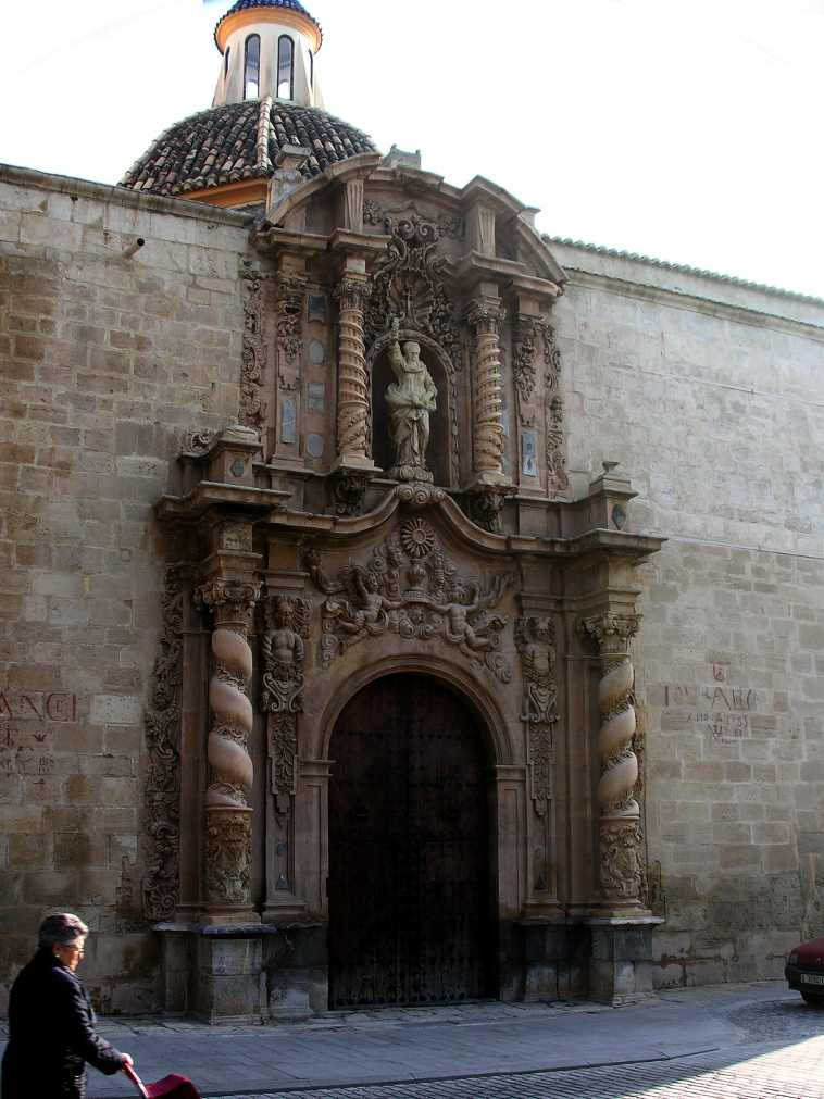 Orihuela, Paso Santiago
