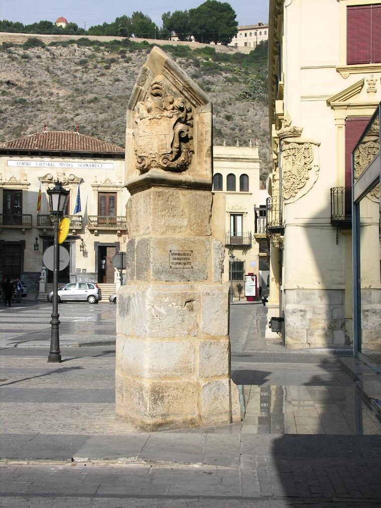Orihuela, Ruiz de Villafranca